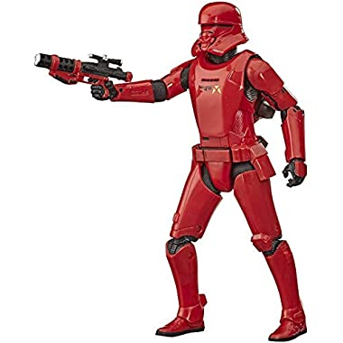 Star Wars The Black Series Sith Jet Trooper Toy 6-inch Scale The Rise of Skywalker Collectible Action Figure, Kids Ages…