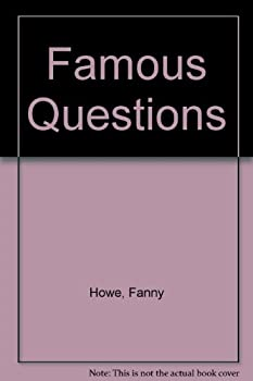 Famous Questions 0345361776 Book Cover
