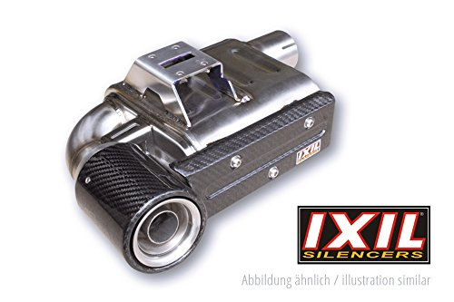 Motorize-IXIL SX1 - Impianto completo per Yamaha MT-09 & XSR 900, 17- (Euro3+4)