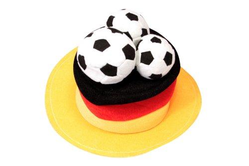 Generique - Chapeau supporter football Allemagne