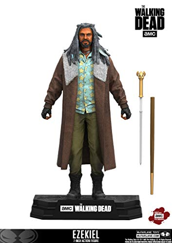 Walking Dead Action-Figur Ezekiel der TV-Serie 2017, 14681