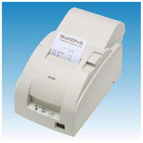 Epson TM-U220A - Impresora matricial de Punto (VCCI Class A, FCC Class A, CE Marking, AS/NZS 3548 Class B)
