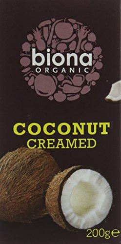 Biona Organic Creamed Coconut, 200g