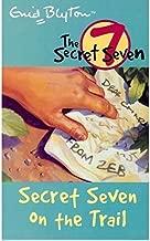 Secret Seven On The Trail 4 by Enid Blyton - Paperback