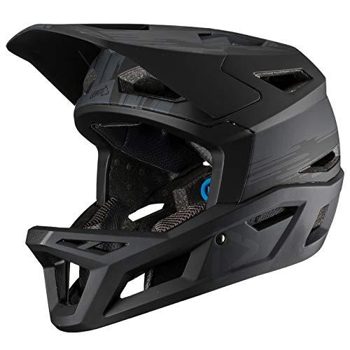 Leatt 1019302563 Casco de Bicicleta de montaña, Unisex Adul