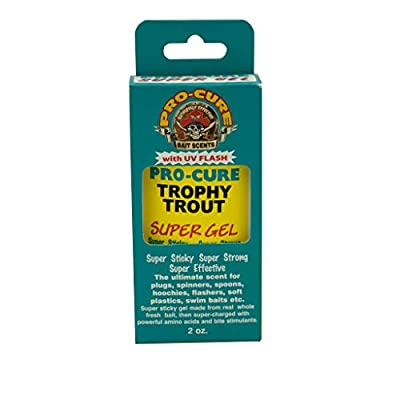 Pro-Cure Bait Scents Trophy Trout Gel