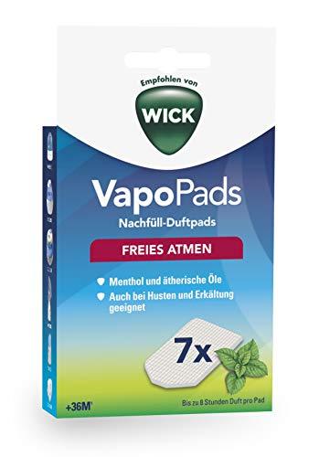 Wick VapoPads Menthol WH7
