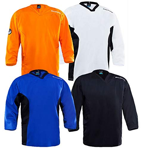 Trainingstrikot Practise Jersey Hockey Youth/junior, Trikot Salming (Junior blau)