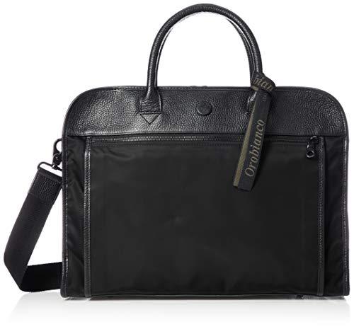 [オロビアンコ] ビジネスバッグ 【正規品】 SENZAREGOLA-F 1 ALL ブラック