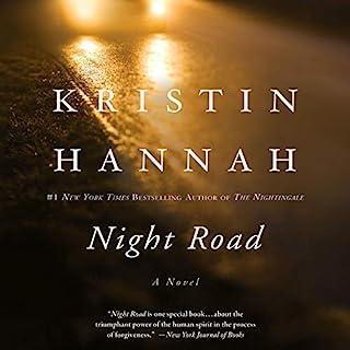 Page de couverture de Night Road