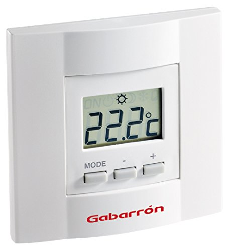 Gabarron TA4D elektronische thermostaat, wit