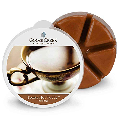 Goose Creek Candle Toasty Hot Toddy - Cera (59 g)