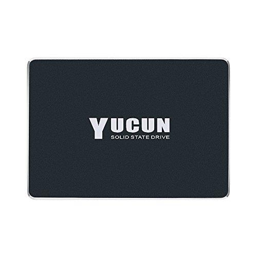 YUCUN 2,5 Zoll SATA III Interne Solid State Drive 60GB SSD