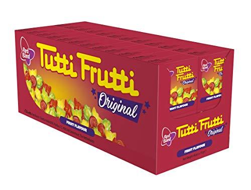 Red Band Tutti Frutti, Fruchtgummi, 48 x 15 g