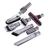 Cicony Accesorios para aspiradora de mano para Dyson V6 DC16 DC24 DC34 DC35 DC44 DC59