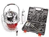 Herkules Werkzeuge Bremsen entlüften Druckluft Bremsenentlüftungsgerät Adaptersatz 10 Stück Bremsentlüftung