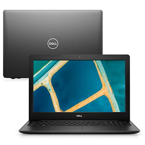 Notebook Dell Inspiron i15-3584-A30P 8ª Geração Intel Core i3 4GB 1TB Tela LED HD 15.6' Windows 10 Preto, Inspiron 15 3000