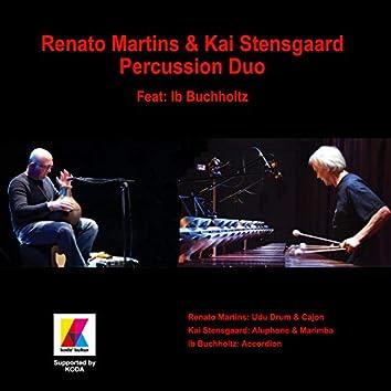 Renato Martins & Kai Stensgaard Percussion Duo
