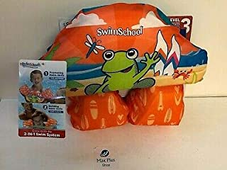 Tot Swimmer Grow with me 2-in-1 Swim System