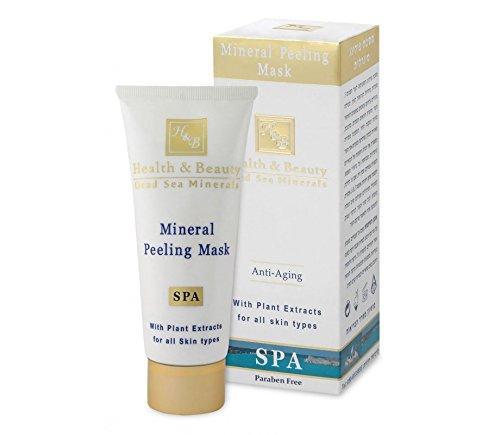 Health & Beauty Mineral Peeling - Maske bereichert mit Aloe Vera (100ml)