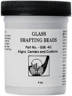Glass Golf Club Installation Shafting Beads - 4 Ounce Bottle