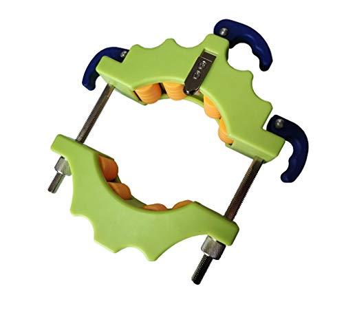 Yusell Flaschenschneider Multifunktional DIY Flaschenschneider Roller Glasschneider Flasche Cutter (Grün)