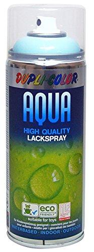 Dupli Color 246296 Aqua Blu Ghiaccio Lucido 350 ml, (Confezione da 1)