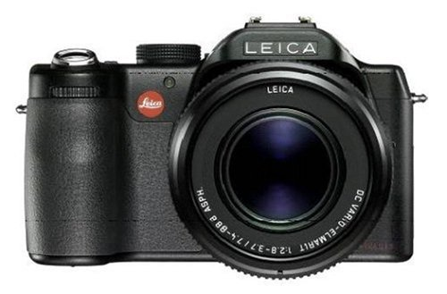 Leica Camera V-LUX 1 Digitalkamera 10.1 (3648 x 2736) schwarz