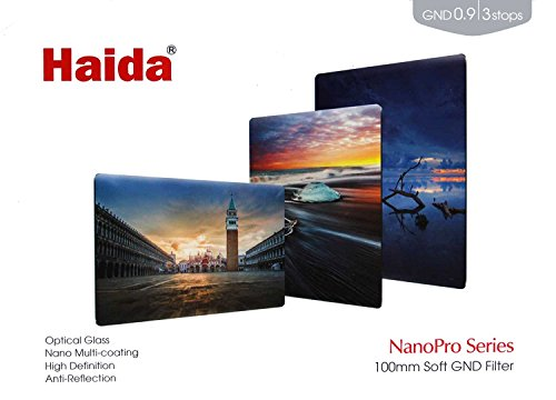 HAIDA 100X150MM NANOPRO MC ND8 / ND 0.9