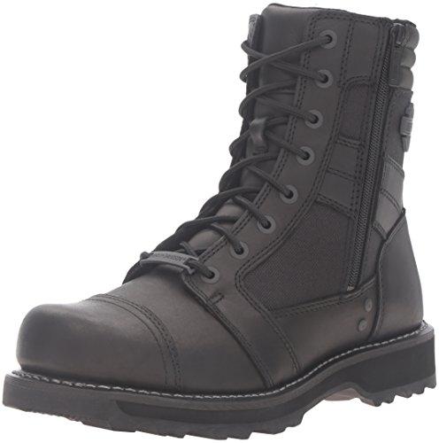Harley-Davidson Men's Boxbury Work Boot, Black, 10.5 M...