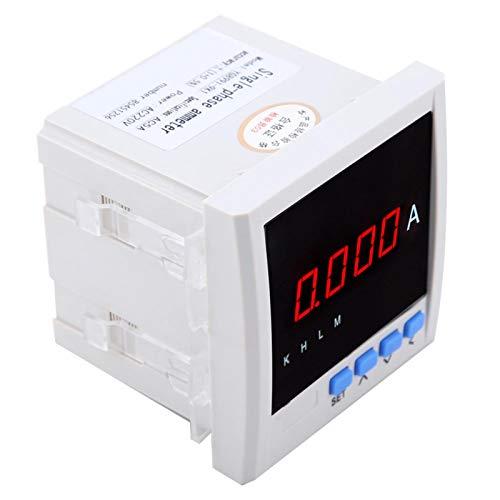 Amperímetro de CA Voltímetro Pantalla digital Pantalla digital Amperímetro Pantalla digital Amperímetro de CA Amperímetro de CA Edificio inteligente para automatización de distribución