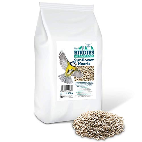 Birdies Sunflower Hearts- Bird Seed for...