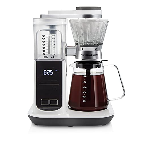Hamilton Beach Craft Programmable Automatic Coffee Maker