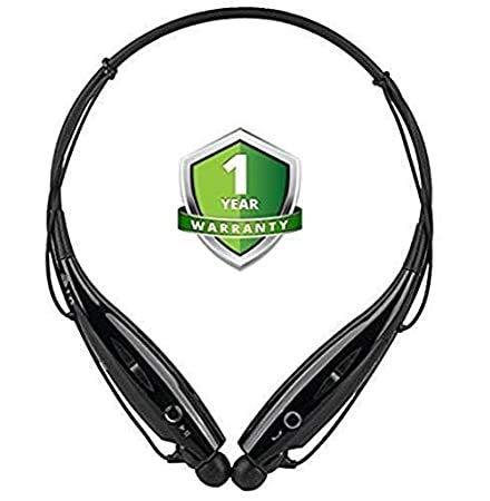 Agrd HBS 730 Wireless Neckband Bluetooth Earphone Headset Earbud Portable Headphone Handsfree Sports Running Sweatproof Compatible for Xiaomi Mi 8 Pro