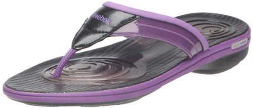 Reebok Easytone Plus Flip, Scarpe Sportive Donna, Viola (Mauve (Purple/Black/Silver), 35 1/9 EU