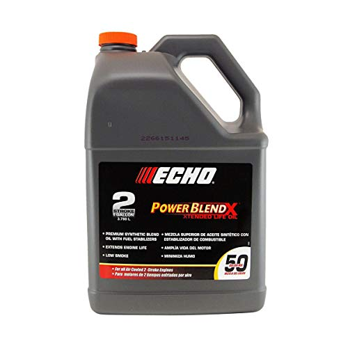 Genuine Echo One Gallon Bottle 2 Cycle Engine Oil Power Blend 50 Gal Mix / 6450050