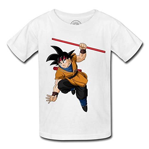 Fabulous T-Shirt Enfant DBZ Dragon Ball Goku Anime Manga