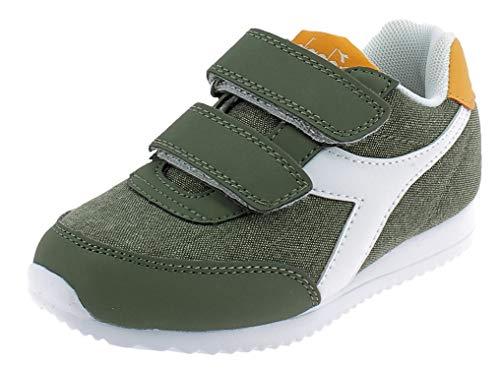 DIADORA Jog Light PS Zapatos Deportivos para Nino Verde 17577470398 30 EU