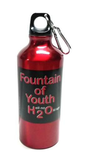 Water Bottle - Fountain of Youth