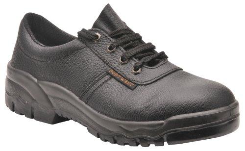 Portwest FW14 - Protector de zapatos 52/17 S1P, color Negro, talla 52