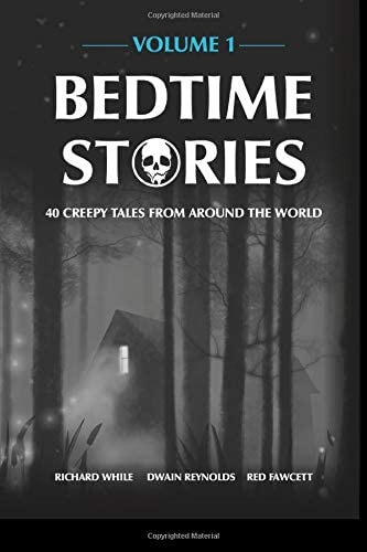 Bedtime Stories Volume 1 40 Creepy Tales from Around the World product image