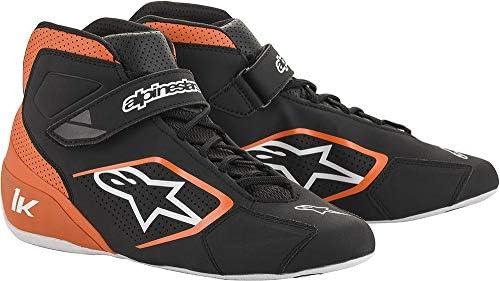 Chaussures Alpinestars Tech-1 K 18 Noir//Blanc 44