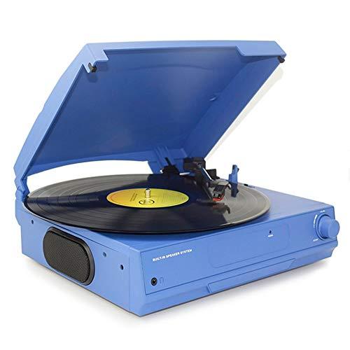 FASD Tocadiscos De Vinilo, Moderno Gramófono De Audio para