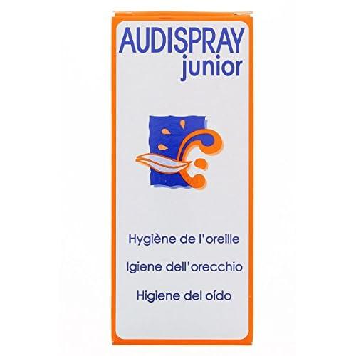 Audispray Junior Igiene dell'orecchio 15 ml