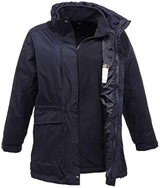 Regatta Benson II 3 In 1 Womens Waterproof Jacket Blue