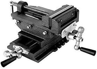 CLARKE LAVORAZIONE DEI METALLI FISSO PIANO LAVORO MORSA 15.2cm 150mm BLU
