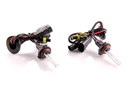 DDM Tuning Xenon HID Replacement AC Bulbs 9005 / HB3 8000K Pair