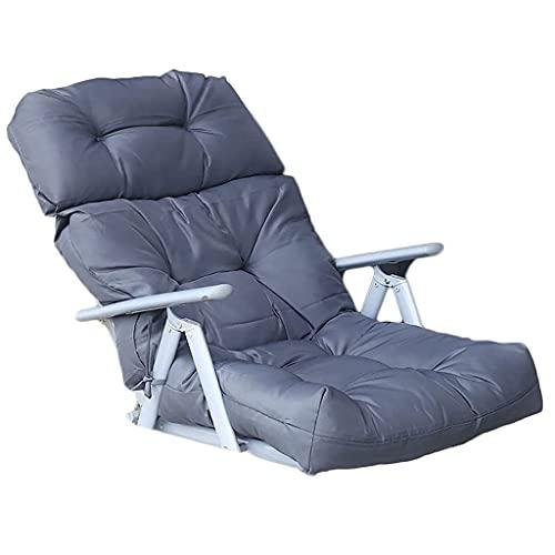 GYing Solo Cuscini per sedie a Sdraio, Cuscini per sedie da Giardino da 112 cm, Cuscini per panchine da Patio, Cuscini per sedili da Esterno, Sdraio Imbottite