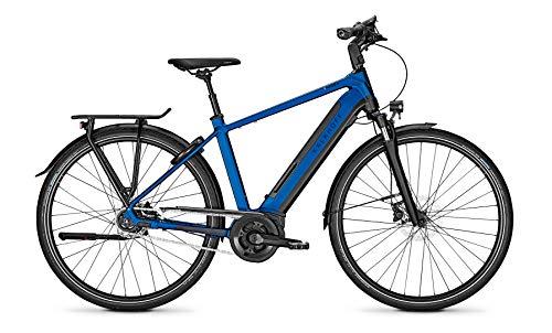 "Kalkhoff Image 5.B Advance Bosch Elektro Fahrrad 2020 blau/schwarz (28\"" Herren Diamant XL/58cm, Pacificblue/Magicblack Matt)"