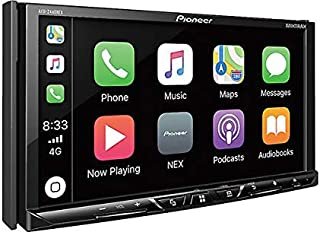 """Pioneer AVH-2400NEX 7"""" Touchscreen Double Din Android Auto and Apple CarPlay in-Dash DVD/CD Bluetooth Car Stereo Receiver"""